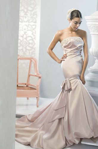 mermaid wedding dress fashion